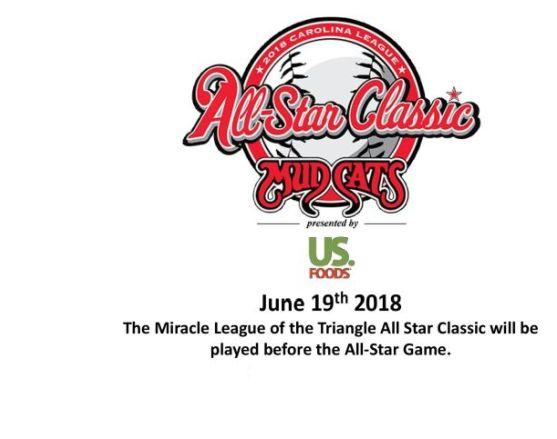 Carolina All-Stars CODE: MLT2018