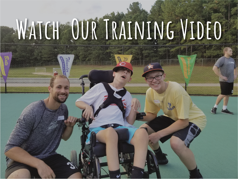 Watch our training video