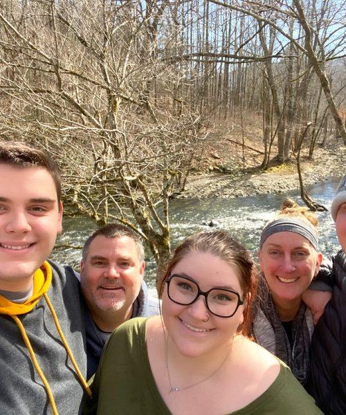 Rick Delia & Family